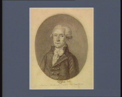 Charles Chabroud deputé du Dauphiné : [dessin]