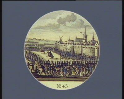 N.o 45 ... Douze mille Gardes nationales dauphinoises provençales languedociennes... : [estampe]