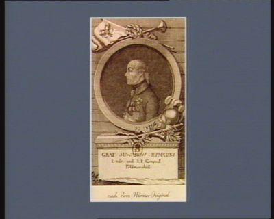 Graf Suwarow-Rymnisky k. russ. und k.k. Generall Feldmarschall nach dem Wiener Original : [estampe]