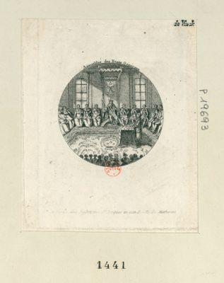 Assemblée des Etats generaux [estampe]