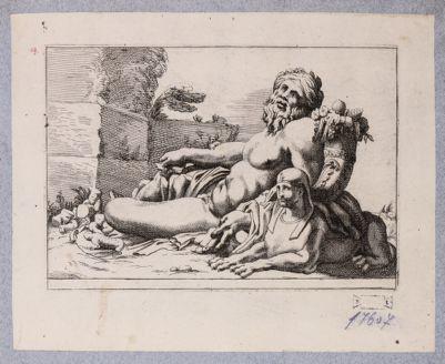 Campidoglio. Statua del Nilo