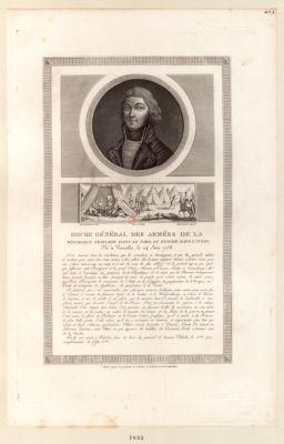 Hoche général des armées de la République française dans le Nord [estampe]