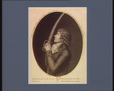 Kosciuszko célèbre général polonais, réfugié en France en 1793 et faisant actuellement la révolution de Pologne... : [estampe]