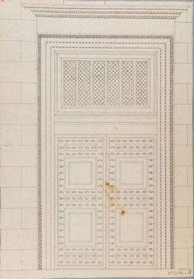 Pantheon, porta
