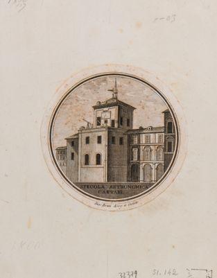 Palazzo Caetani. Specola astronomica