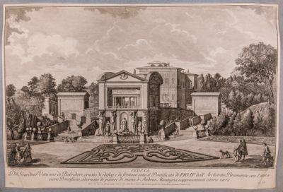 Palazzo Vaticano. Giardini, Casino di Pio IV