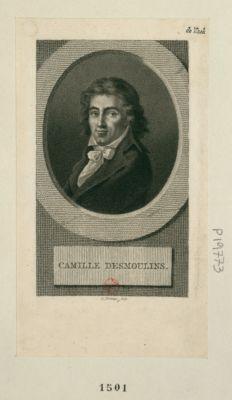 Camille Desmoulins [estampe]