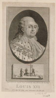 Louis XVI [estampe]