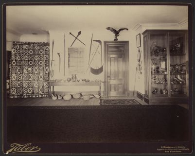Stanford, Leland Jr. -- toys and museum objects