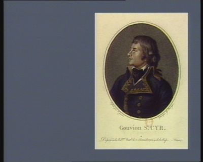 Gouvion St. Cyr [estampe]