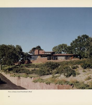 Frank Lloyd Wright's Hanna House : the clients' report