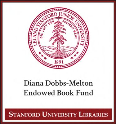 Diana Dobbs-Melton Endowed Book Fund