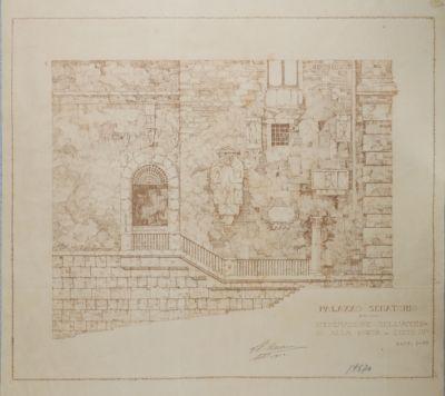 Campidoglio, Palazzo Senatorio