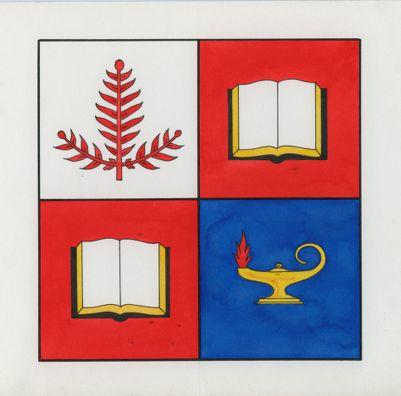 Stanford University. School of Education. Flag
