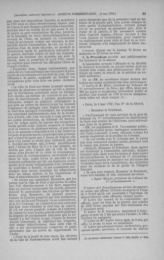 Tome 43 : Du 4 au 22 mai 1792 - page 31