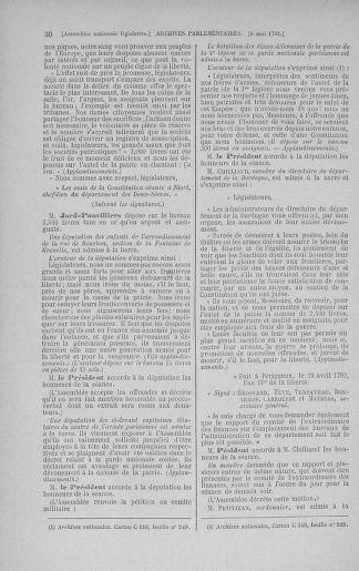 Tome 43 : Du 4 au 22 mai 1792 - page 50