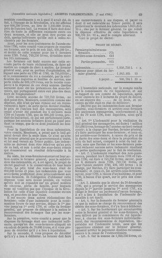 Tome 43 : Du 4 au 22 mai 1792 - page 69