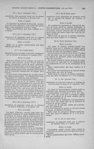 Tome 43 : Du 4 au 22 mai 1792 - page 223