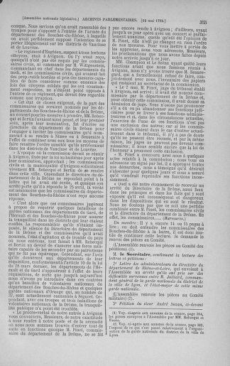 Tome 43 : Du 4 au 22 mai 1792 - page 355