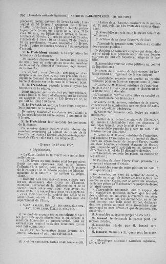 Tome 43 : Du 4 au 22 mai 1792 - page 396