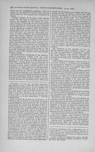 Tome 43 : Du 4 au 22 mai 1792 - page 456