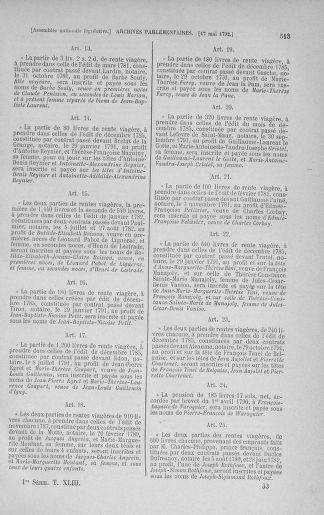 Tome 43 : Du 4 au 22 mai 1792 - page 513