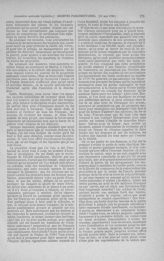 Tome 43 : Du 4 au 22 mai 1792 - page 571
