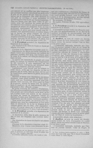 Tome 43 : Du 4 au 22 mai 1792 - page 622