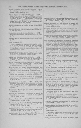 Tome 43 : Du 4 au 22 mai 1792 - page 750