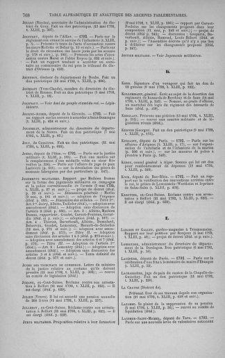 Tome 43 : Du 4 au 22 mai 1792 - page 768