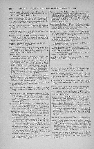 Tome 43 : Du 4 au 22 mai 1792 - page 772