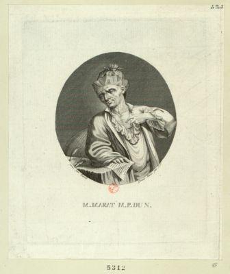 M. Marat M.P. du N [estampe]