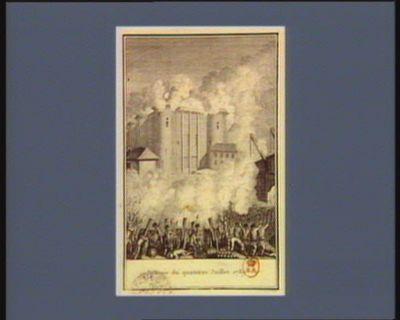 Journée du quatorze juillet 1789 [estampe]
