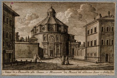 Chiesa e monastero di S. Bernardo alle Terme