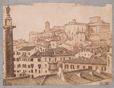 Campidoglio. Torre di Paolo III