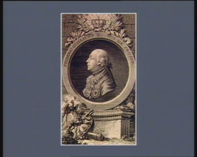 Frideric Guillaume II Roi de Prusse [estampe]