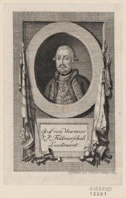 Graf von Wurmser K.K. Feldmarschall Lieutenant [estampe]