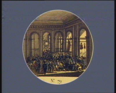 N.o 79 20 juin. Mouvement populaire aux Chateau des Tuileries... : [estampe]