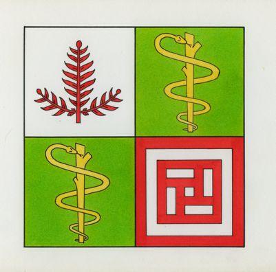 Stanford University. School of Medicine. Flag