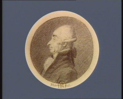 Adrien de Luillier baron de Rouvenac né à Rouvenac en janvier 1729 député de la noblesse de la sénéchaussée de Limoux en Languedoc : [dessin]