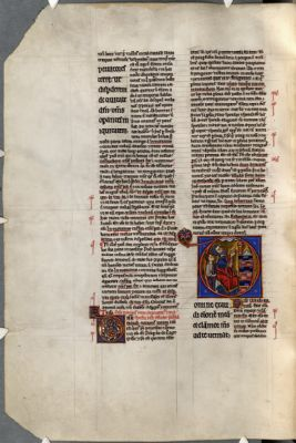 Cambridge, Corpus Christi College, MS 075: Glossed Psalter (Glossa ordinaria)