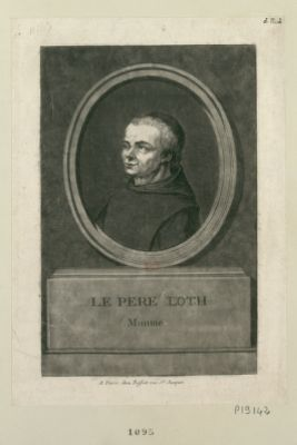 Le  Père Loth minime [estampe]