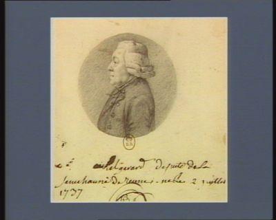 [Mich]el Gérard député de la sénéchaussée de Rennes né le 2 juillet 1739 : [dessin]