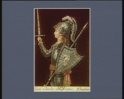 Louis Charles de France Dauphin né le 27 mars 1785 : [estampe]