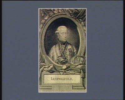 Leopoldus <em>II</em> [estampe]