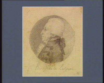 Hardy de La Largère [dessin]