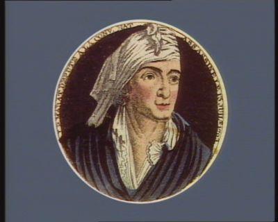 J.P. Marat depute a la Conv. nat. assassine le 13 jui.t 1793 [estampe]
