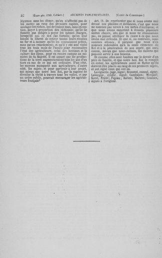 Tome 3 : 1789 – États généraux. Cahiers des sénéchaussées et baillages [Colmar et Schelestadt - Metz] - page 32