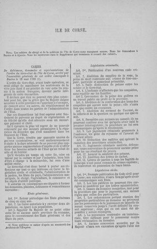 Tome 3 : 1789 – États généraux. Cahiers des sénéchaussées et baillages [Colmar et Schelestadt - Metz] - page 41
