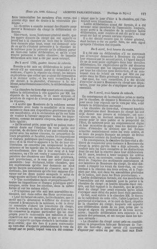 Tome 3 : 1789 – États généraux. Cahiers des sénéchaussées et baillages [Colmar et Schelestadt - Metz] - page 117